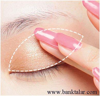 آموزش تصویری آرایش به رنگ صورتی و دخترانه
