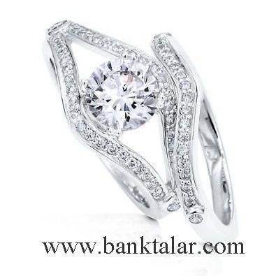 مدل انگشتر عروسی خاص 2012 جدید(5)