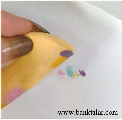آموزش طراحی بر روی ناخن