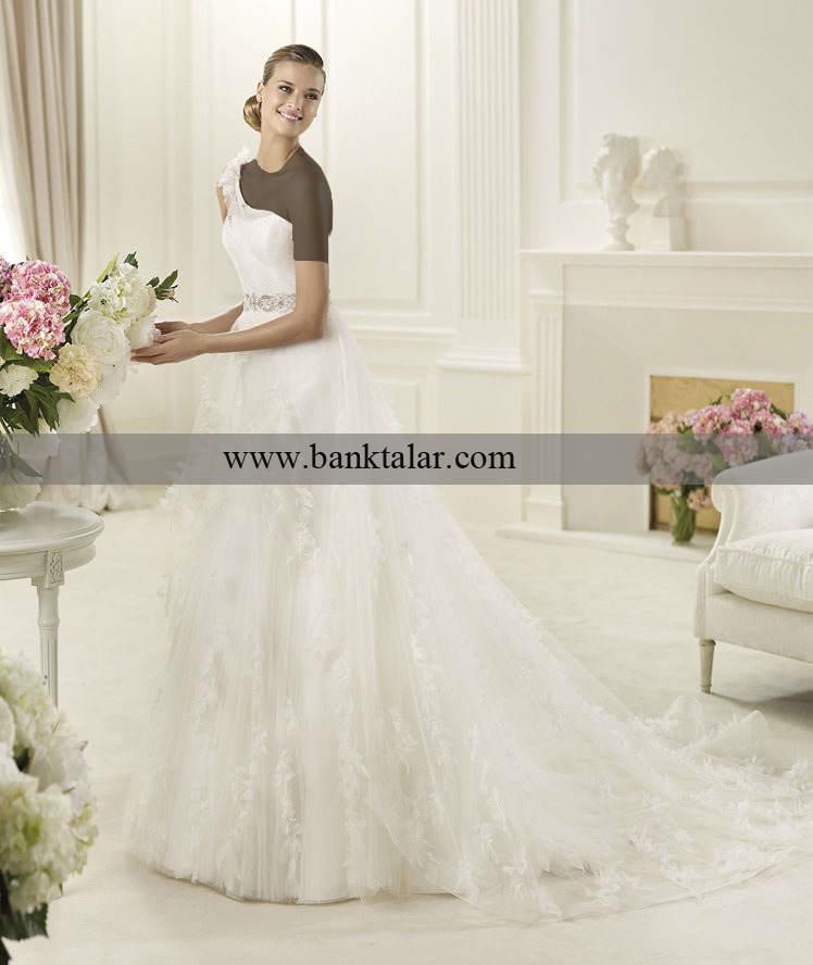 مدل لباس عروس اروپایی فوق العاده شیک**banktalar.com