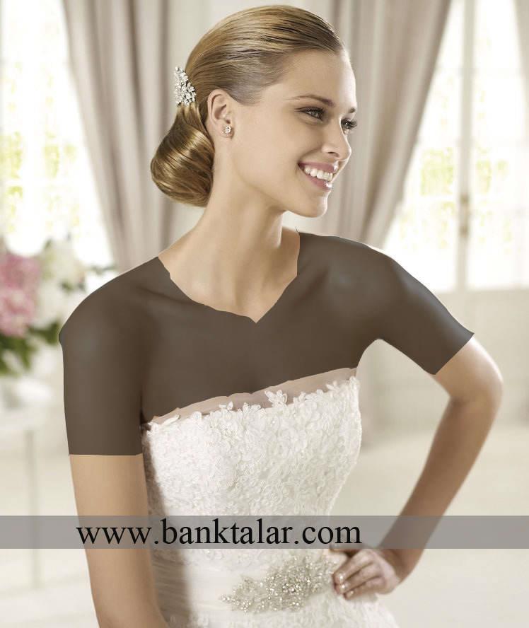 ** banktalar.com**خاص ترین لباس های عروس و نامزدی  2013