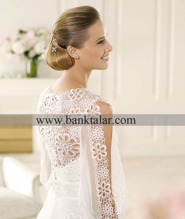 لباس عروس با مدل های خاص و زیبا **banktalar.com