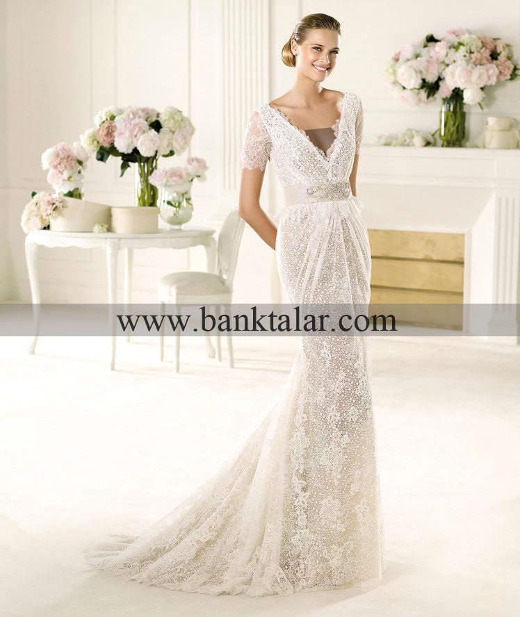 لباس عروس اروپایی و شیک**banktalar.com