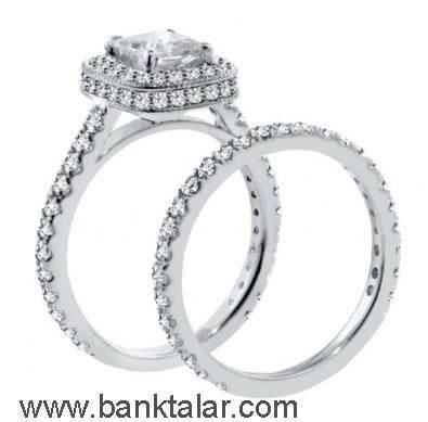 مدل انگشتر ازدواج عروسی و نامزدی2012
