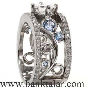 مدل انگشتر ازدواج و نامزدی 2012 (6)