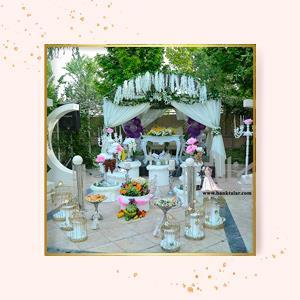 باغ تالار توسکا
