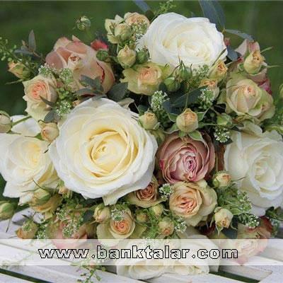 جدیدترین مدل دسته گل عروس 2013 (1)