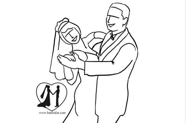 ایده برای ژست های خاص در روز عروسی