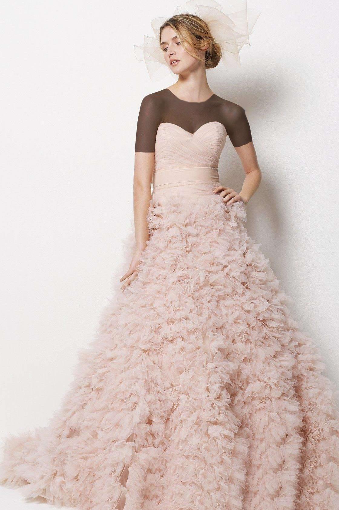 مدل لباس عروس خاص و جدید 2012