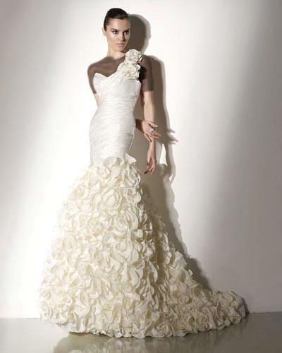 مدل لباس عروس خاص و جدید2012