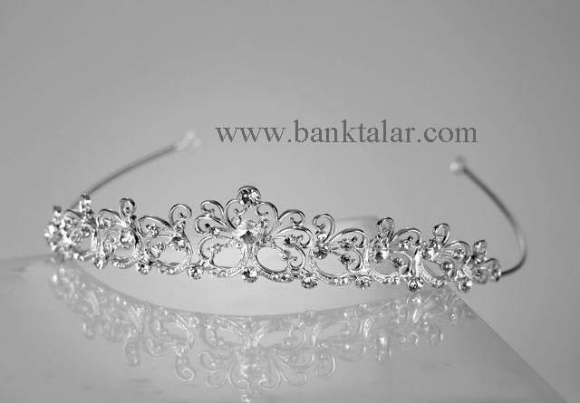 تاج های عروس خاص و زیبا2012