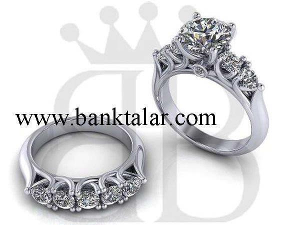 حلقه های عروسی مجلل 2013 (2)**banktalar.com
