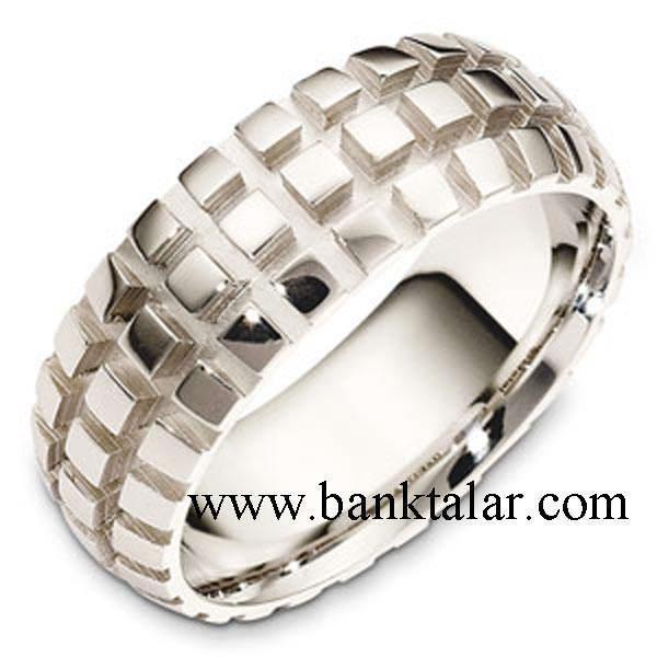حلقه های عروسی مجلل و متفاوت **banktalar.com
