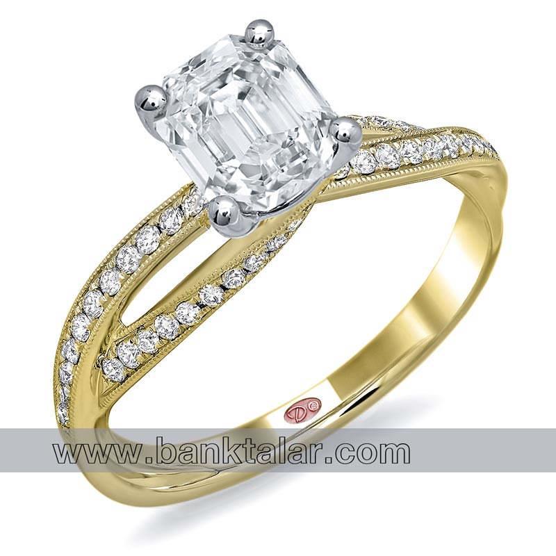مدل های با شکوه حلقه های نامزدی و عروسی **banktalar.com