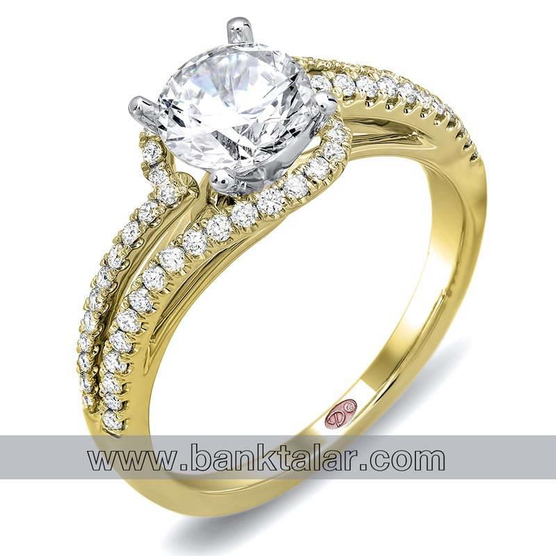 حلقه های عروسی و نامزدی فوق العاده زیبا **banktalar.com