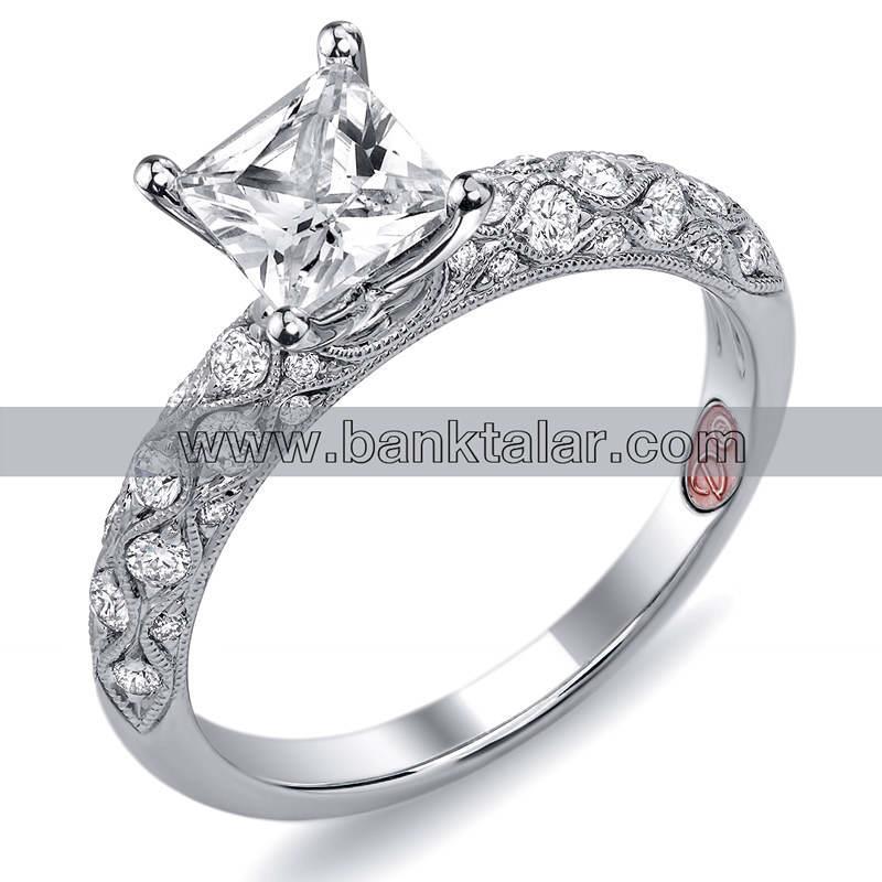حلقه های نامزدی با طرح های شکیل و مجلل**banktalar.com
