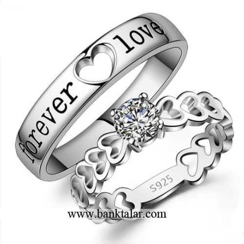 جدیدترین مدل های حلقه ازدواج**banktalar.com