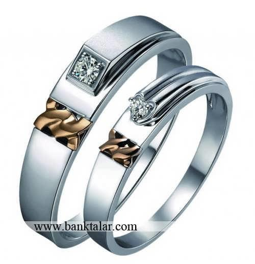 مدل حلقه های عروسی ست 2014**banktalar.com
