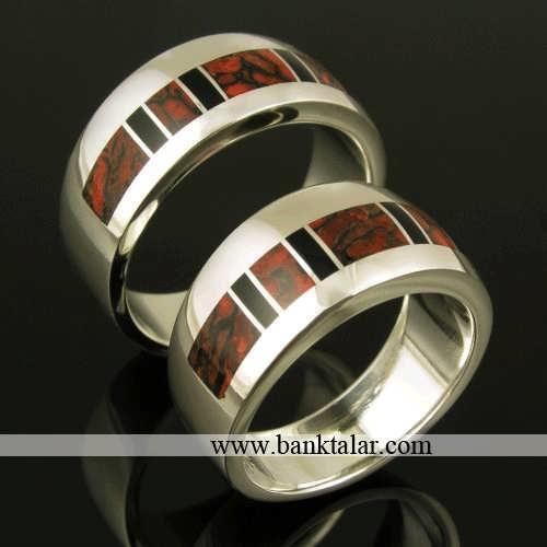 مدل های حلقه ست ساده و شیک**banktalar.com