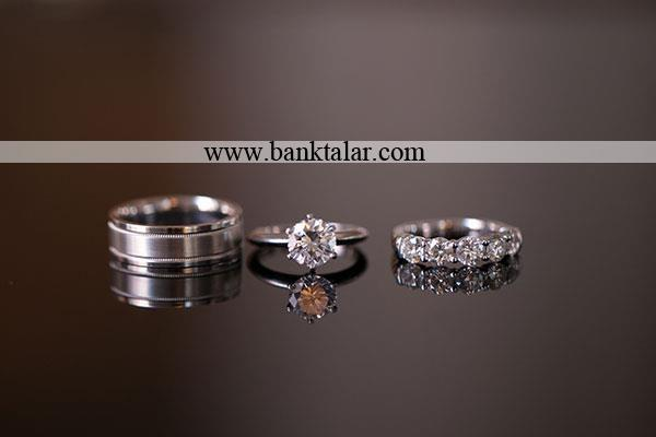 حلقه های ست عروسی جدید