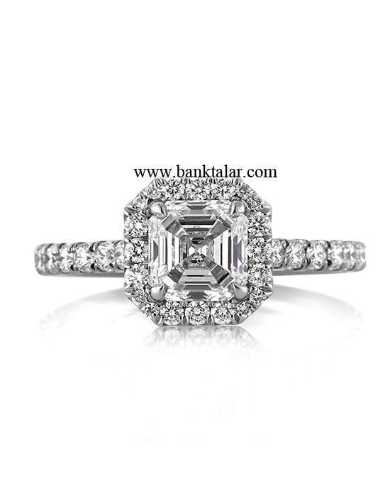 مدل حلقه عروسی مجلل و بسیار زیبا**banktalar.com