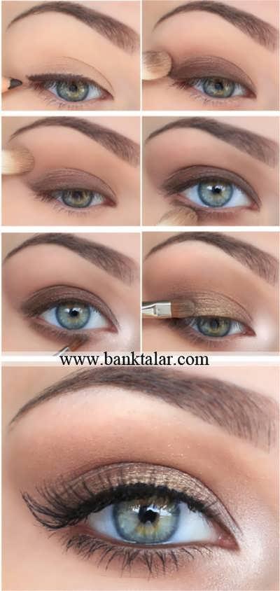 آرایش های چشم زیبا 2014**banktalar.com
