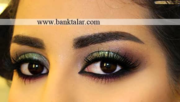 آرایش چشم های جدید و فوق العاده زیبا**banktalar.com
