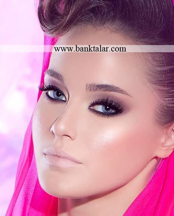 آیا شما عروس هستید و این نکات مهم درباره آرایش عروسی را نخوانده اید!!قسمت چهارم**banktalar.com