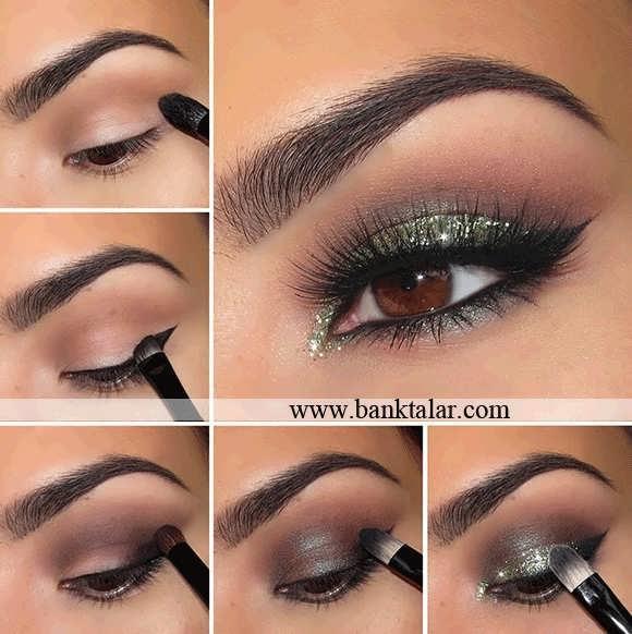 آموزش گریم و آرایش حرفه ای به همراه مراحل**banktalar.com