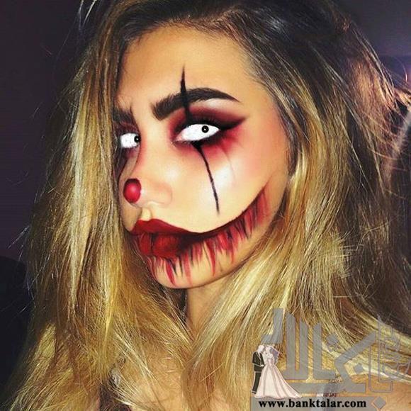 20 مدل آرایش هالووین ساده و جذاب که خودتان می توانید انجام دهید.