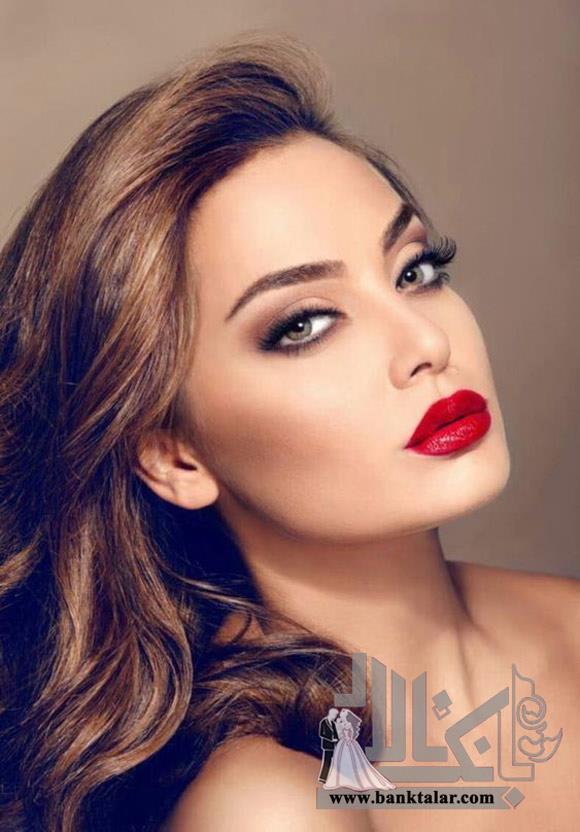 ایده مدل آرایش مخصوص ولنتاین جدید و خاص