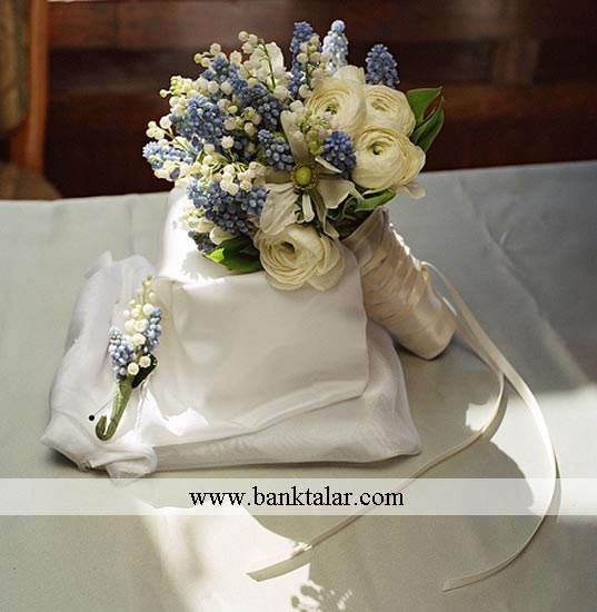 جدیدترین مدل دسته گل عروس 2013 (3) ** banktalar.com