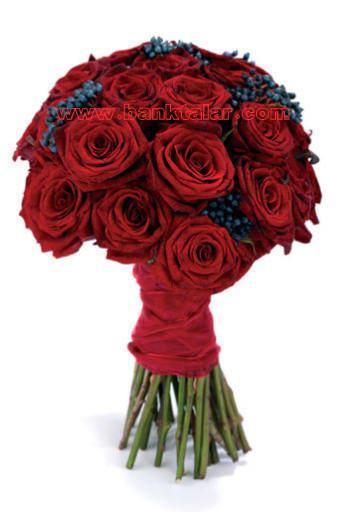 جدیدترین مدل دسته گل عروس 2013 (6)**banktalar.com