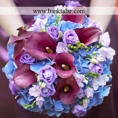 مدل های دسته گل عروس زیبا و شیک**banktalar.com