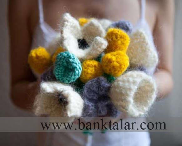 مدل های دسته گل عروس خاص و تک - سری دوم**banktalar.com