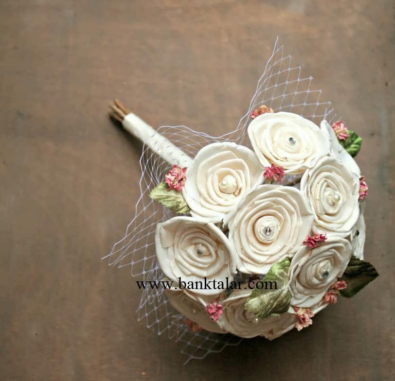 مدل های دسته گل عروس جدید**banktalar.com