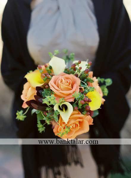 دسته گل های عروسی و نامزدی جدید **banktalar.com