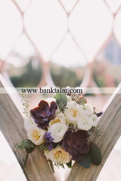 جدیدترین دسته گل های عروسی 2014**banktalar.com