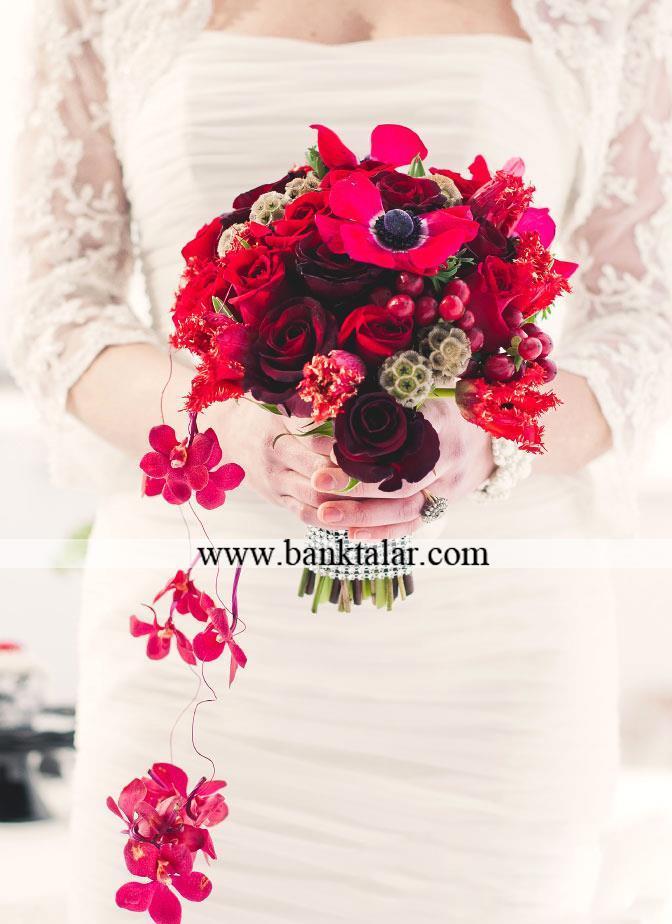 آشنایی کامل با انواع مدل های دسته گل عروسی و انتخاب مناسب ترین مدل را در این مطلب بخوانید.**banktalar.com