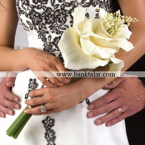 مدل های دسته گل عروس ترکیبی فوق العاده زیبا و جالب**banktalar.com