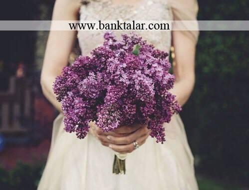 دسته گل های متفاوت و زیبا عروس **banktalar.com