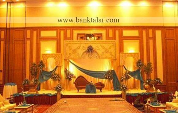 مدل دکوراسیون استیج تالارهای پذیرایی _قسمت دوم**banktalar.com