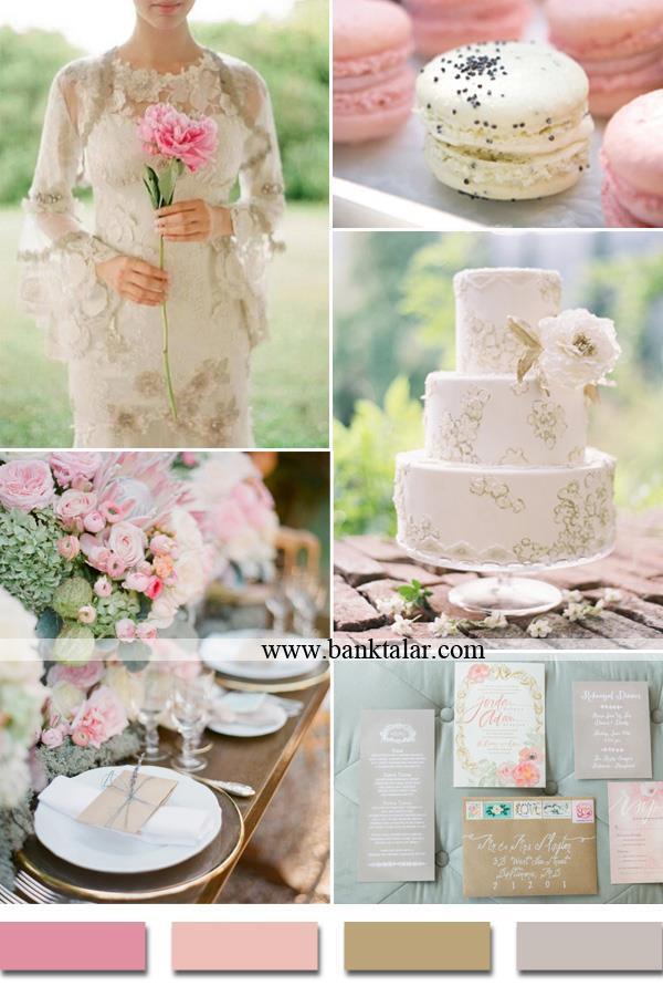 چگونه با ترکیب رنگ ها جشن نامزدی خود را خاص تر نماییم؟**banktalar.com