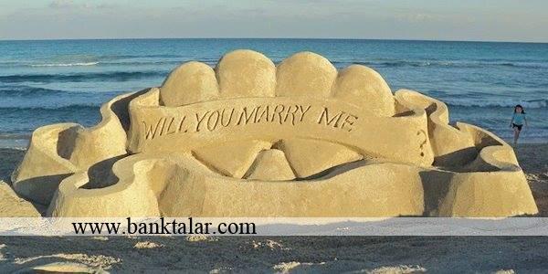 ایده های جالب خواستگاری از همسر**banktalar.com