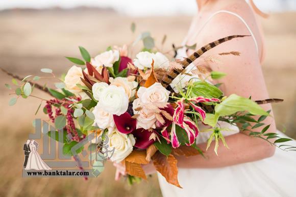 ایده های عروسی پاییزی