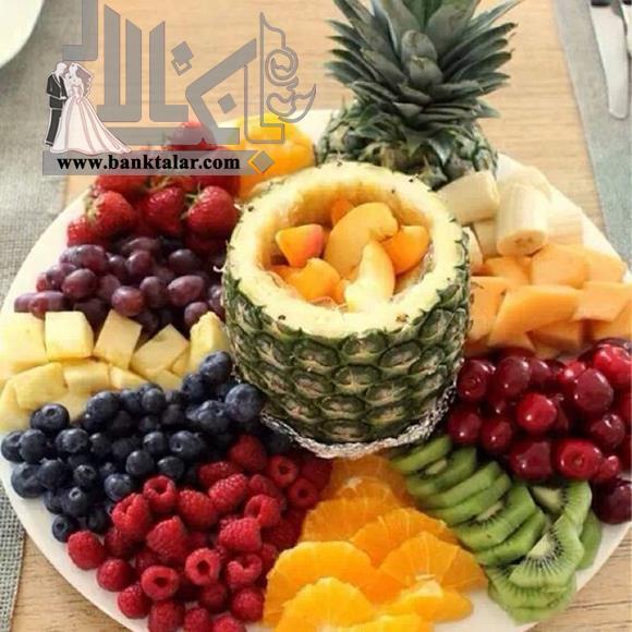 میوه آرایی شب یلدا خاص و متفاوت