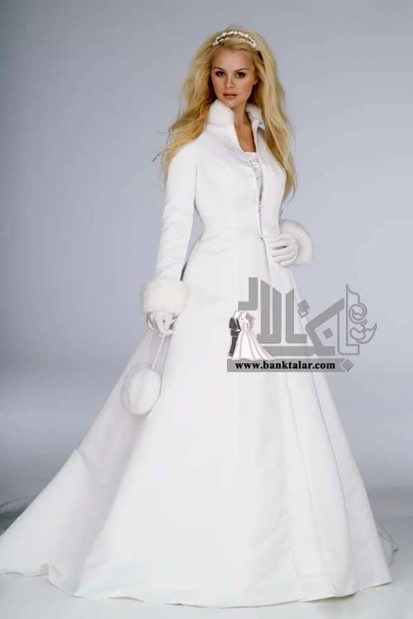 ایده های عروسی رویایی و خاص در زمستان و برف