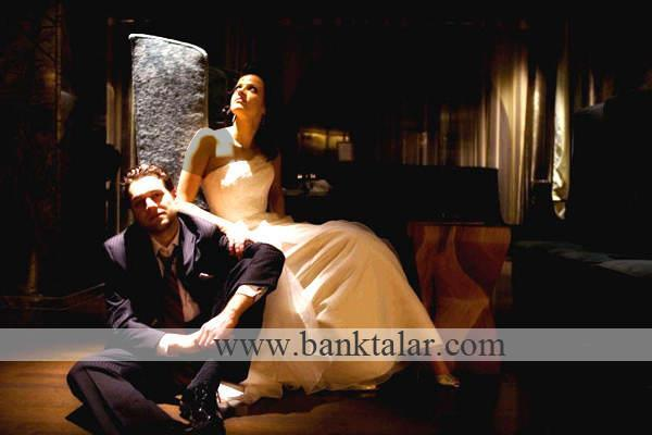 ژست های خاص و جذاب مخصوص عکس های عروسی و نامزدی _سری دوم**banktalar.com