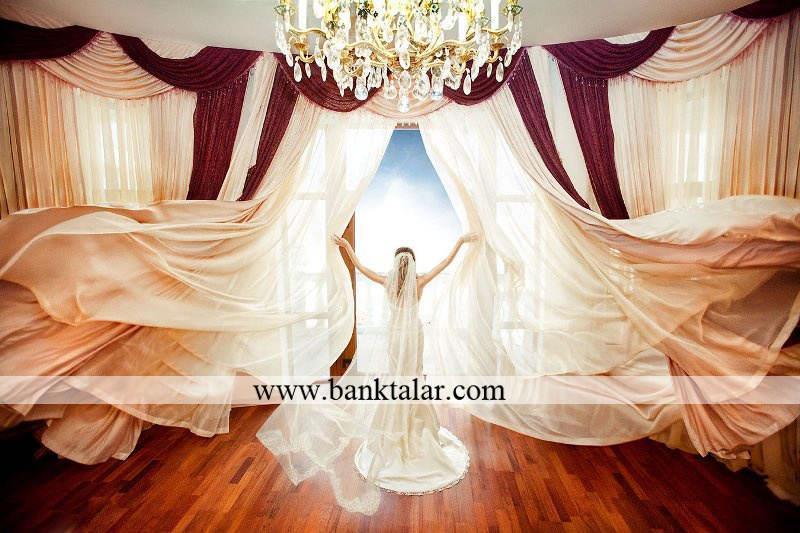 ایده و ژست های جالب مخصوص عکس عروسی و اسپرت**banktalar.com