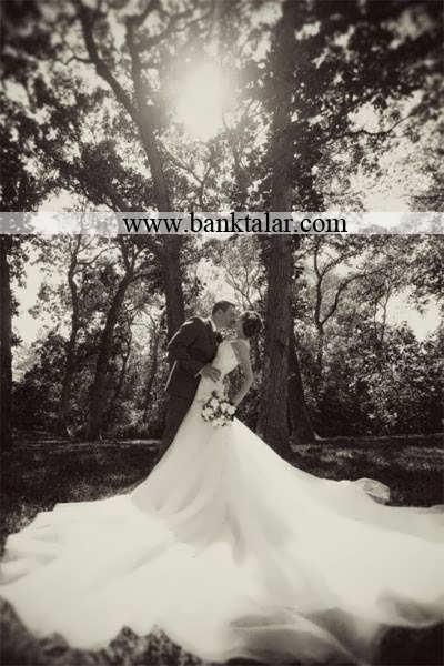 ژست های خاص عکس عروسی**banktalar.com